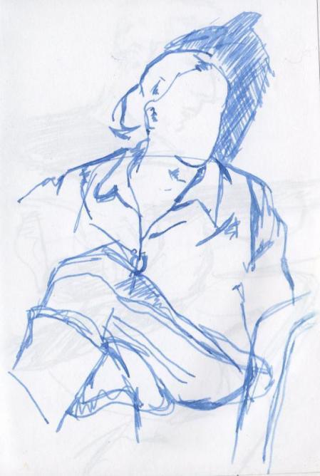 dessins carnet